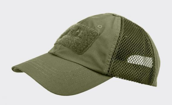 HELIKON TEX TACTICAL BASEBALL VENTILATION CAP OLIVE