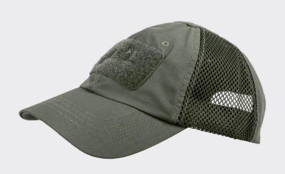 HELIKON TEX TACTICAL BASEBALL VENTILATION CAP OLIVE-DRAB
