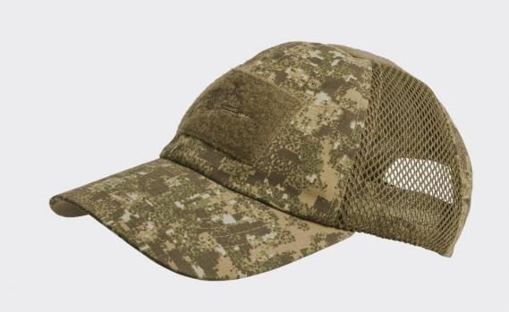 HELIKON TEX TACTICAL BASEBALL VENTILATION CAP PENCOTT® BADLANDS®