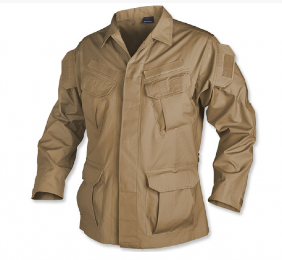 HELIKON-TEX SPECIAL FORCES SFU JACKE  COYOTE
