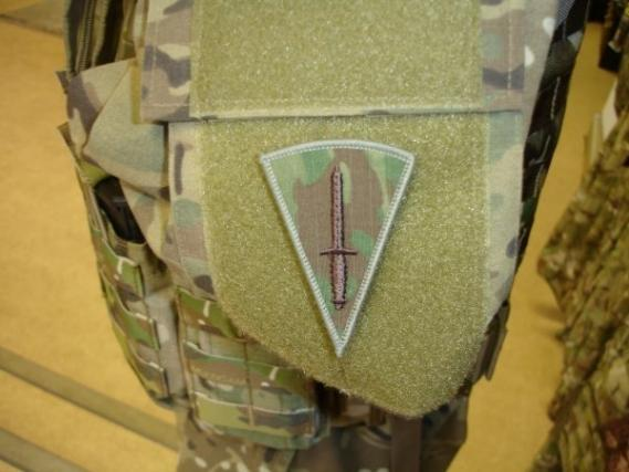 TAS AT Multicam® Commando Dagger