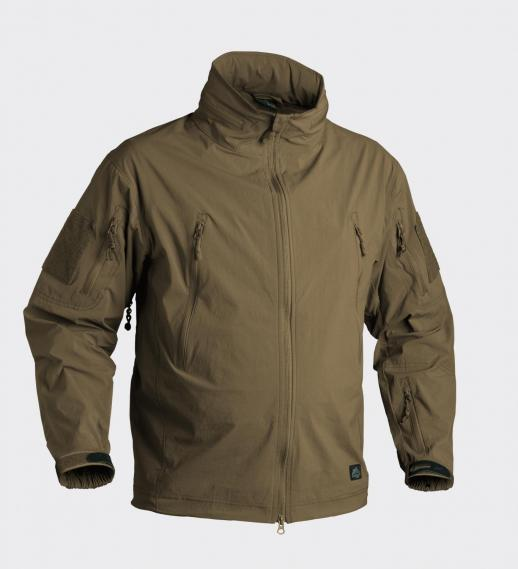 HELIKON TEX TROOPER LIGHTWEIGHT JACKE MUD-BROWN