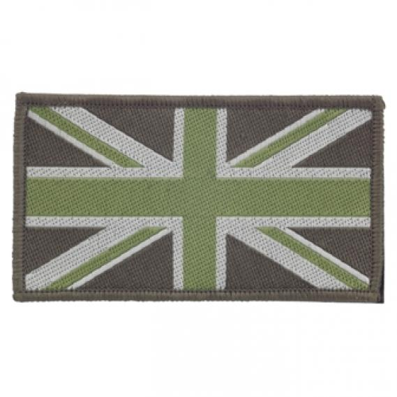 Gewebter Union Jack MTP/MC Colours